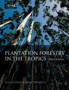 Cover for Plantation Forestry in the Tropics