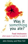 Cover for Was It Something You Ate?