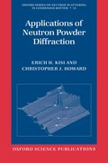Cover for Applications of Neutron Powder Diffraction
