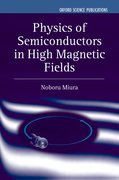 Cover for Physics of Semiconductors in High Magnetic Fields