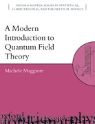 Cover for A Modern Introduction to Quantum Field Theory
