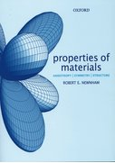 Cover for Properties of Materials