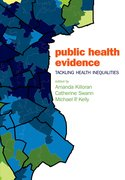 Cover for Public Health Evidence