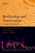 Cover for Bird Ecology and Conservation