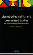 Cover for Disembodied Spirits and Deanimated Bodies
