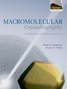 Cover for Macromolecular Crystallography
