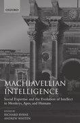 Cover for Machiavellian Intelligence
