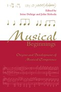 Cover for Musical Beginnings