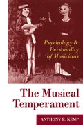 Cover for The Musical Temperament