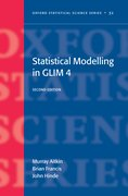 Cover for Statistical modelling in GLIM4