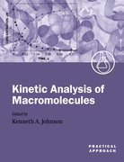 Cover for Kinetic Analysis of Macromolecules