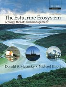 Cover for The Estuarine Ecosystem