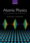 Cover for Atomic Physics: Precise Measurements and Ultracold Matter
