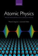 Cover for Atomic Physics - 9780198525851