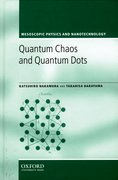 Cover for Quantum Chaos and Quantum Dots