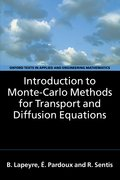 Cover for Introduction to Monte-Carlo Methods for Transport and Diffusion Equations