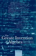 Cover for The Greate Invention of Algebra