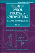 Cover for Theory of Optical Processes in Semiconductors