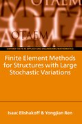 Cover for Finite Element Methods for Structures with Large Stochastic Variations