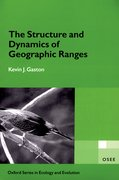 Cover for The Structure and Dynamics of Geographic Ranges