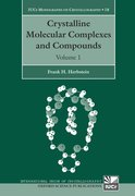 Cover for Crystalline Molecular Complexes and Compounds