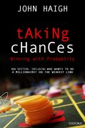Cover for Taking Chances