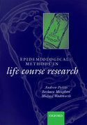 Cover for Epidemiological Methods in Life Course Research