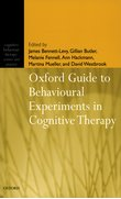 Cover for Oxford Guide to Behavioural Experiments in Cognitive Therapy