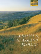 Cover for Grasses and Grassland Ecology