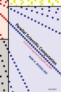 Cover for Parallel Scientific Computation