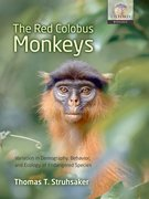 Cover for The Red Colobus Monkeys