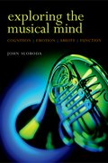 Cover for Exploring the Musical Mind