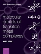 Cover for Molecular Orbitals of Transition Metal Complexes