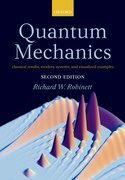 Cover for Quantum Mechanics