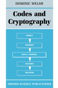 Cover for Codes and Cryptography