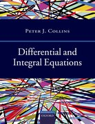 Cover for Differential and Integral Equations