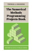Cover for The Numerical Methods Programming Projects Book