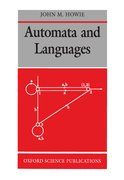 Cover for Automata and Languages