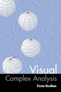 Cover for Visual Complex Analysis