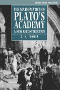 Cover for The Mathematics of Plato