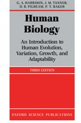 Cover for Human Biology