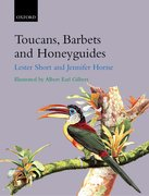 Cover for Toucans, Barbets, and Honeyguides