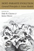 Cover for Host-parasite Evolution