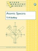 Cover for Atomic Spectra