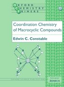 Cover for Coordination Chemistry of Macrocyclic Compounds
