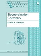 Cover for Biocoordination Chemistry