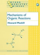 Cover for Mechanisms of Organic Reactions