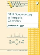 Cover for NMR Spectroscopy in Inorganic Chemistry