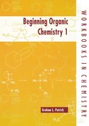 Cover for Beginning Organic Chemistry 1