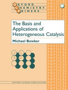 Cover for The Basis and Applications of Heterogeneous Catalysis